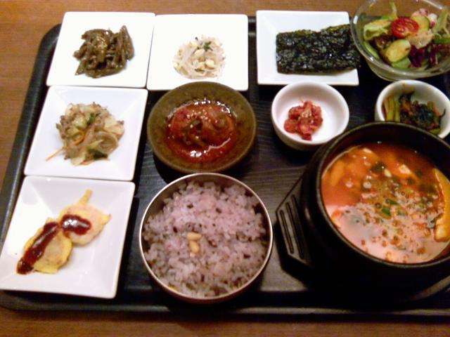 薬膳韓国料理